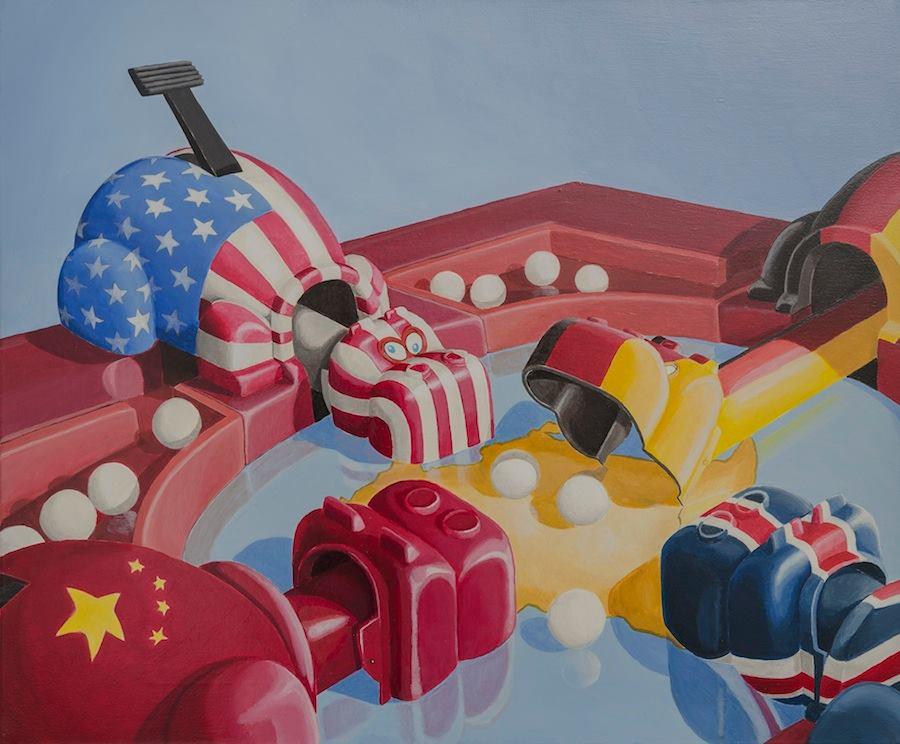 stefano-gentile-pop-art-arte-ippo-pippo-eighties-80