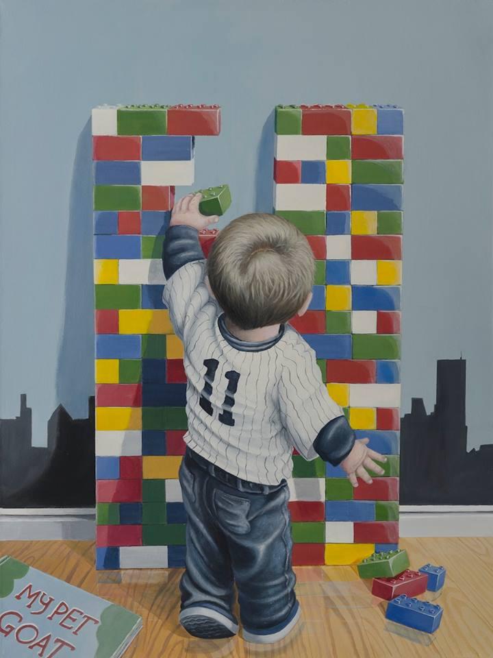 stefano-gentile-art-pop-Innocence_9:11_twin towers_wtc-torrigemelle