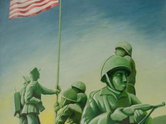 Real Iwo Jima