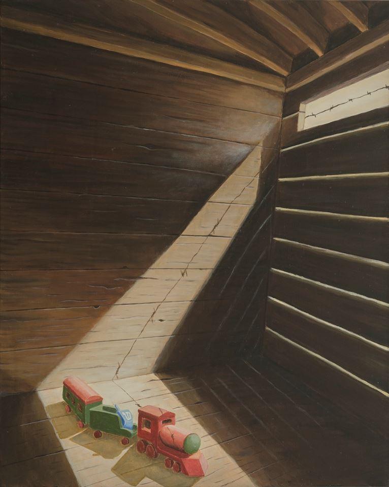 last_train_stefano_gentile_shoa_holocaust_auschwitz-art-pop