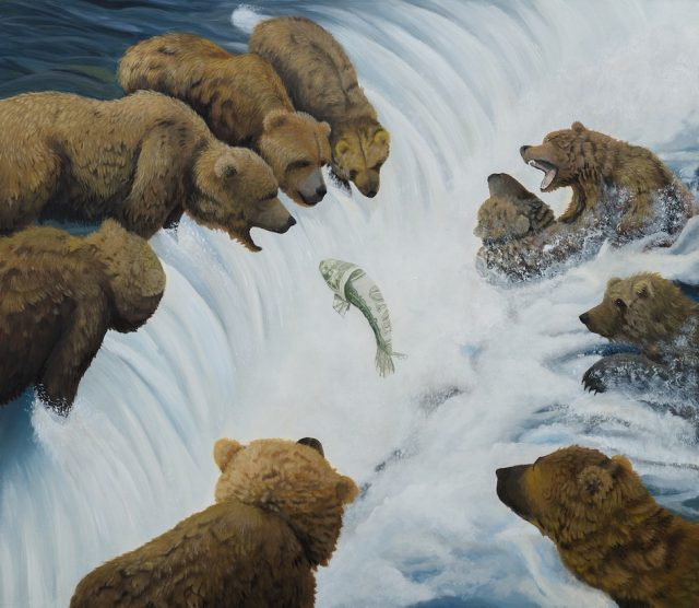 stefano-gentile-art-pop-economy-dollar-bear-orsi