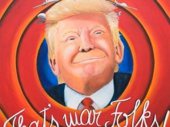 The D-Trump show!
