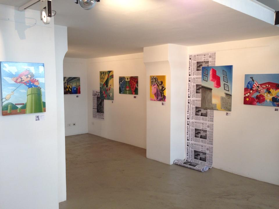 Game_over_stefano_gentile_arte_roma_white_noise_gallery