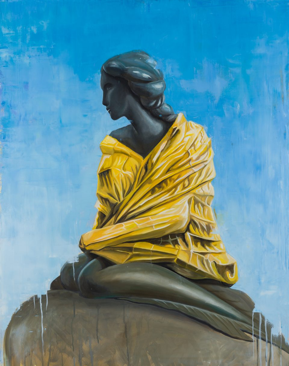 stefano-gentile-arte-pop-art-sirenetta-migrant-mediterraneo-ue-crisis