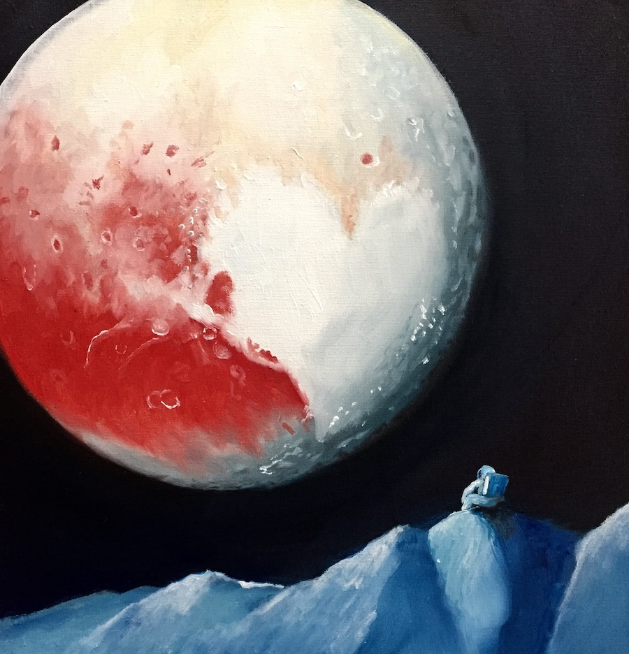 stefano-gentile-art-pop-pluto-planet-astronaut