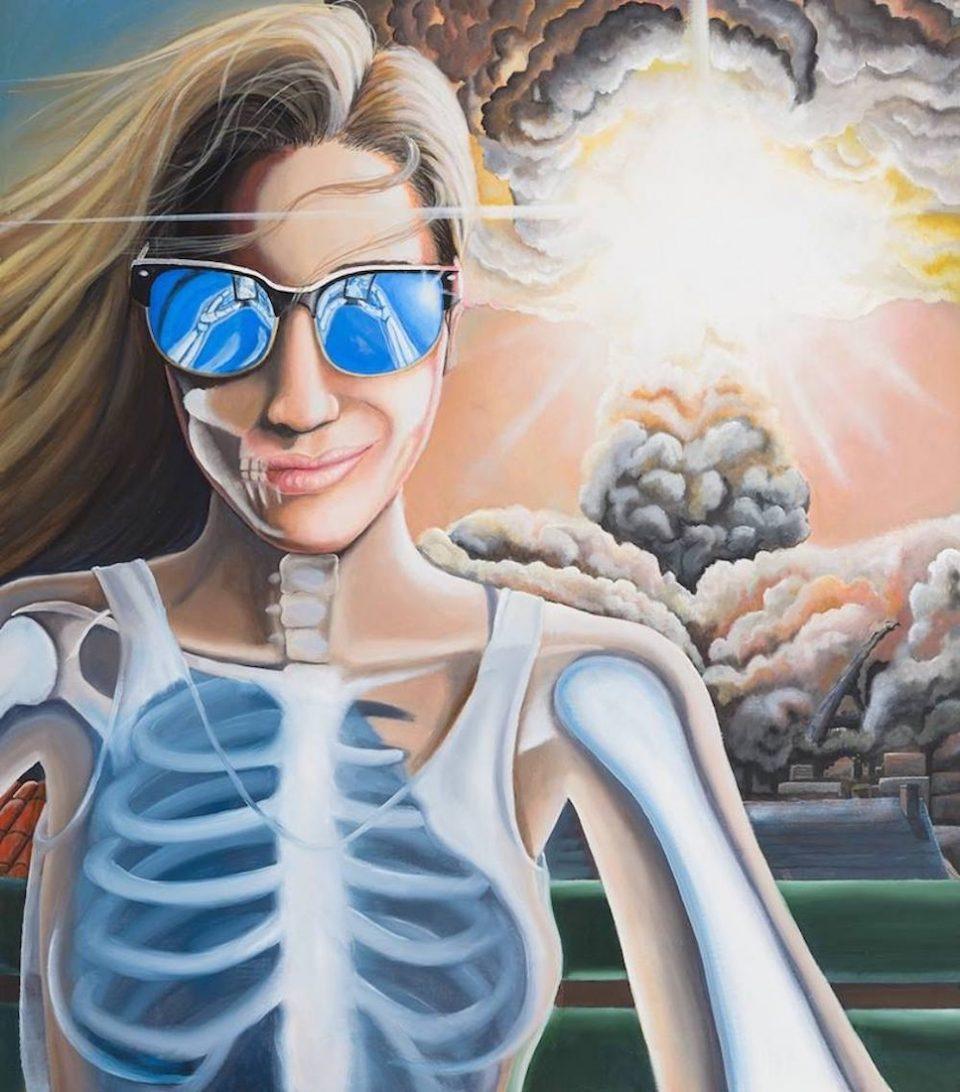 last selfie_art_stefano-gentile_mushroom_nuke_explosion