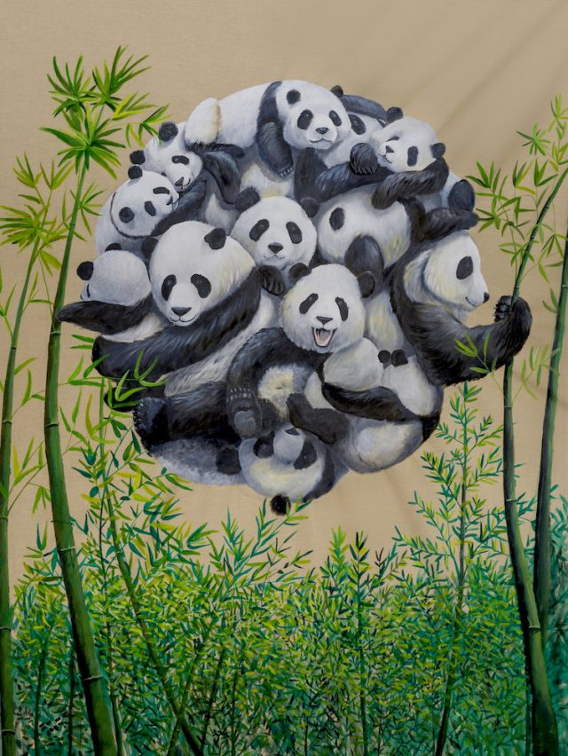 Pandemonium-panda-stefano-gentile-art-wwf-china