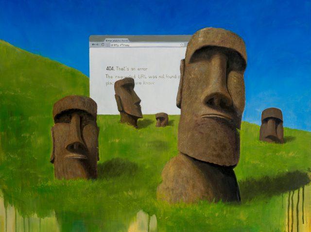 404-file-not-found-moai-easter-pasqua-stefano-gentile-art-pop