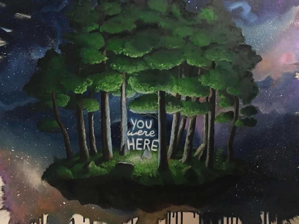 forest-stefano-gentile-you-where-here-art-pop