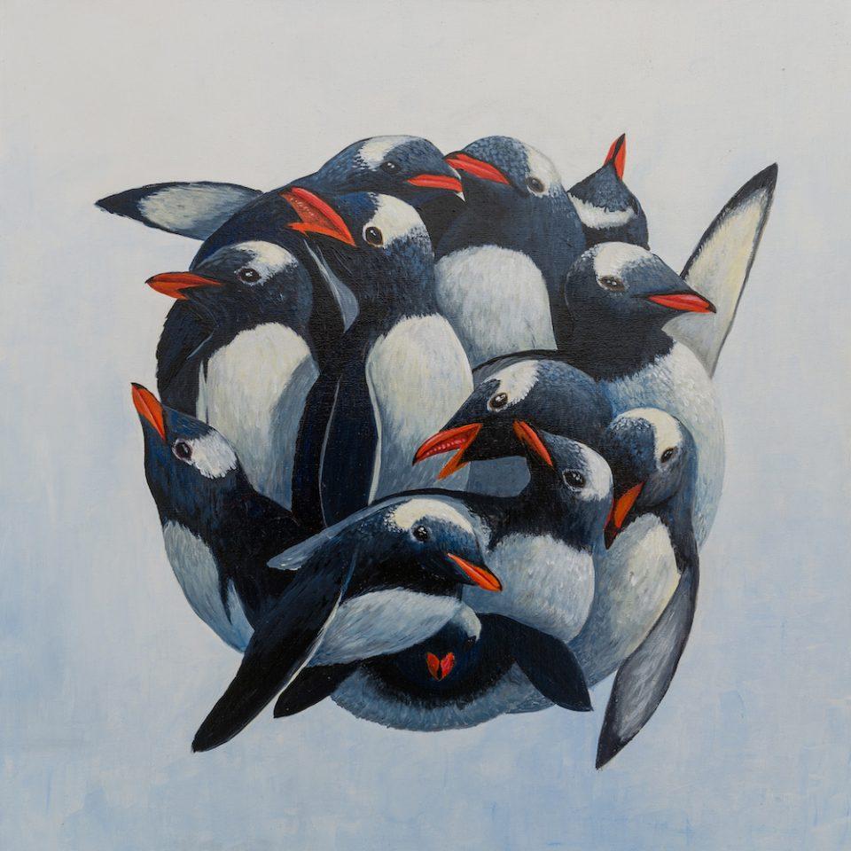stefano-gentile-penguin-march-art-pop-arctic