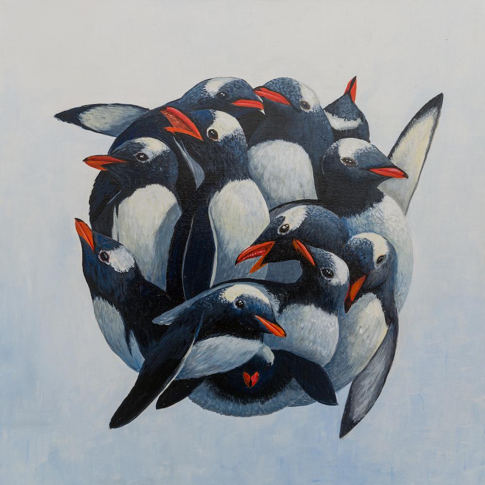 stefano-gentile-penguin-march-art-pop-arctic-pinguini